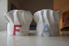 diy a chef hat
