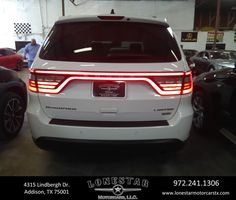 https://flic.kr/p/TFcAaf | This 2015 Dodge Durango Limited is a roomy Family SUV. We take Pride here at Lone Star Motors Used Cars in what we offer our clients, it has a clean CarFax! Call J.C. Hernandez (214)723-4366