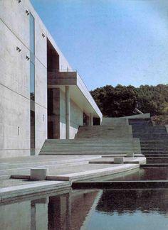 Museum of Children : Children's Museum, Himeji, Hyogo Prefecture Japan (1987-89) | Tadao Ando