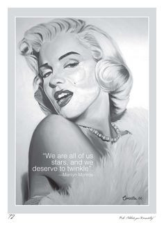 June quote #MarilynMonroe #quotes #pink #inspiration