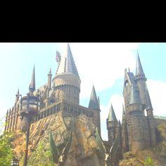 Hogwarts :) (In the UK)