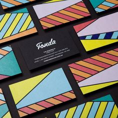 Some of @wildhen_'s new work for @fondamexican. So many good lines!  #design #melbournedesign #graphicdesign #branding