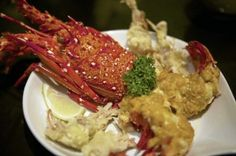 Sushi's bland, but the French entrees and ice cream? Divine   Inquirer Lifestyle