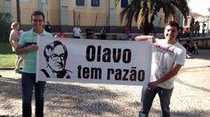 Olavo de Carvalho detona os líderes do MBL (Movimento Brasil Livre)