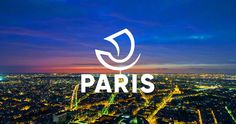 "Video screenshot via Carré Noir Paris isn't just the city of love—""Paris is proud, Paris is beautiful, Paris is plural,"" describes branding and design agency Carré Noir, which has been tasked by the city to … Graphic Design Branding, Logo Branding, Logos, Logo Design, Paris Logo, Corporate Id, Old Logo, One Stroke, Swedish Design"
