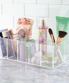 InterDesign Clarity Cosmetic & Vanity Organizer