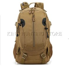 62f58b1e89ae Tactical Backpack 40L Mountaineering Outdoor Multi Function Backpack  Rucksacks Sport Travel Hiking Trekking Bag-in Climbing Bags from Sports &  Entertainment ...