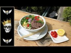 Pho Bo - nejlepší Vietnamská hovězí polévka | Jak se to dělá | Videorecept | Recepty MDM - YouTube Pho Bo, Ramen, Vietnam, Cooking, Ethnic Recipes, Youtube, Food, Asia, Kitchen