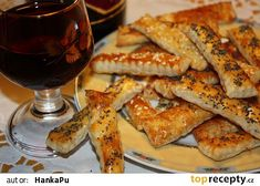 Domácí tyčinky French Toast, Breakfast, Food, Breakfast Cafe, Essen, Yemek, Meals