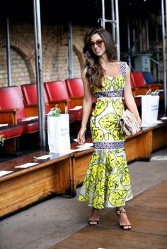 PatBo look desfile nohda | Dress | Party Dress | Morning party dress
