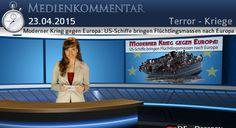 Neues Video Vermischung der Rassen ist gezielte Strategie der Neuen Weltordnung 24.04.2015  Guten Abend sehr verehrte Zuschauer Auch heute prägte die Flüchtlingsproblematik die Nachrichtensendungen des Tages. Dreimal so viel Geld wie bisher um Flüchtlinge aus ihrer Seenot zu retten  mit diesem Beschluss reagiert die EU auf die Situation im Mittelmeer. Doch keiner spricht davon das Problem an der Wurzel anzugehen und der Frage nachzugehen wie es denn kommt dass überhaupt soviele Flüchtlinge…