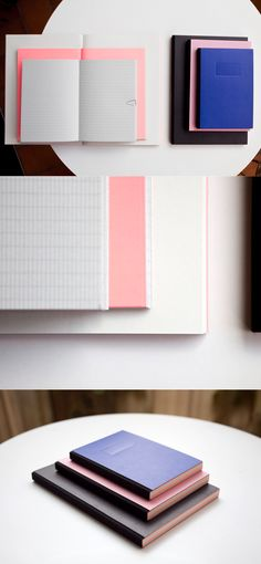 This multipurpose notebook has grid, plain, and neon pink pages making it super versatile and useful! Write notes, sketch, plan, and anything else your heart desires~! ^.~*