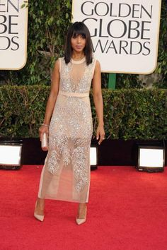kerry washington in miu miu #goldenglobes