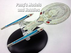 Star Trek USS Enterprise-E Model and Magazine #21 by Eaglemoss