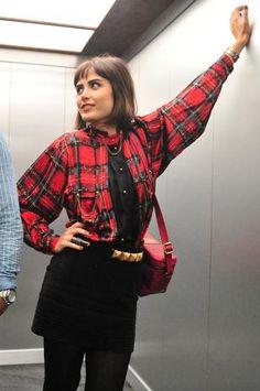 Dona de um estilo extravagante, Patrícia de Amor a vida (Maria Casadevall), lançou tendencia esse ano.