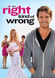 The Right Kind of Wrong. Leo is a daydreamer who has a big problem: He just fell in love with the girl of his dreams  on her wedding day. This movie was pretty cute. I watched it for Ryan but I ended up enjoying it. The ending was enjoyable. But mainly, this movie makes me want two Persian cats named Snow & Balls.