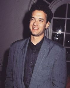 Tom Hanks - young