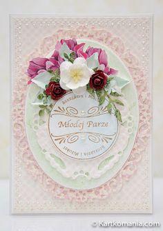 Kartkomania.com: wedding in pastels