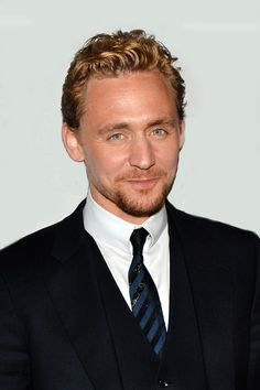 Seriously? Tom, your Loki personality is coming through. Not sure if Tom plays Loki or Loki plays Tom.