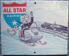 Check out Schenkels All Star Dairy Batman Batmobile Calendar 1967 recipes ads vintage  http://www.ebay.com/itm/Schenkels-All-Star-Dairy-Batman-Batmobile-Calendar-1967-recipes-ads-vintage-/151580454998?roken=cUgayN&soutkn=8HeCBv via @eBay