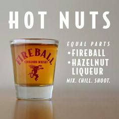 Citrus cocktail without alcohol - Clean Eating Snacks Fireball Drinks, Fireball Recipes, Fireball Whiskey, Liquor Drinks, Whiskey Drinks, Alcohol Drink Recipes, Moonshine Whiskey, Whiskey Shots, Scotch Whiskey