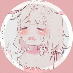 Sad Anime Girl, Pretty Anime Girl, Anime Art Girl, Les Stickers, Manga Hair, Art Inspiration Drawing, Mood Wallpaper, Estilo Anime, Cute Anime Character
