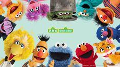 63+ Sesame Street Wallpapers on WallpaperPlay Cookie monster wallpaper Sesame street Elmo wallpaper