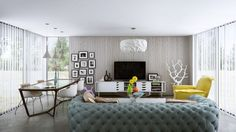 CGarchitect - Professional 3D Architectural Visualization User Community | Coy Living Room