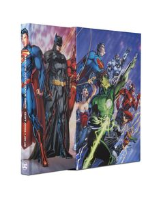 Justice League: Origins by Geoff Johns & Jim Lee (Absolute Edition)