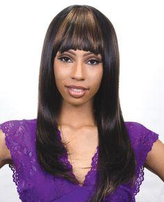 Hair Sense Synthetic Wig - Lin