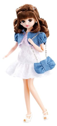 Licca Chan: LW-10 Coordinate Doll: Toys & Games