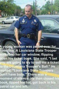 LA state trooper