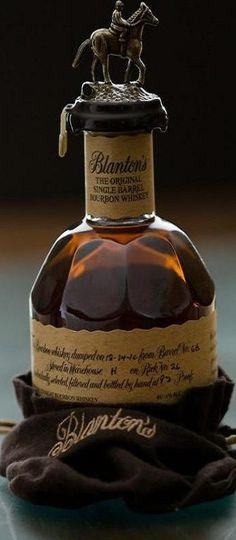 Blanton's #Whiskey