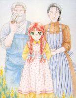 Anna dai capelli rossi (Anne of Green Gables) di Lucy Maud Montgomery