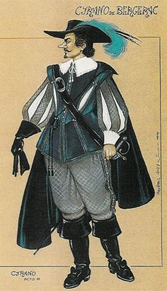 Sur scиnes et sur écrans : 2000 - Manuel Galiana - CYRANO DE BERGERAC : toute l information sur cyrano (s) de bergerac, personnage de Edmond de Rostand