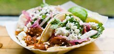 Tacos végétarien de Grumman Recettes | Ricardo