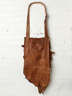 Free People Lucca Leather Crossbody