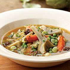 Spring Vegetable Stew
