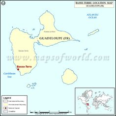 Where is Basseterre