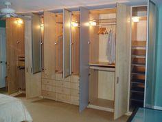 Ikea Pax wardrobe for extra storage in my bedroom? Ikea Pax Closet, Ikea Closet Organizer, Ikea Pax Wardrobe, Wardrobe Closet, Closet Organization, Closet Wall, Closet Space, Diy Storage Cabinets, Ikea Storage
