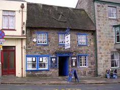Oldest Pub in Britain? The Blue Anchor, Helston. Towns In Cornwall, West Cornwall, Cornwall England, New England, Best Pubs, Old Pub, British Pub, Seaside Village, Summer Travel