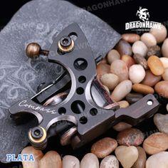Compass Tattoo Machine Plata Liner Steel Frame Copper Coils [WQ2062-1+WS124(0.5 DHL)] - US$159.00 : Dragonhawk tattoo supplies, tattoo kits,tattoo machines for sale global form tattoodiy.com