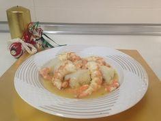 Crema de rape con gambones y langostinos, Monsieur Cuisine SilverCrest Lidl - YouTube
