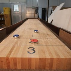 Creating Your Own DIY Shuffleboard Table