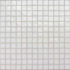 Oceanside Glasstile...Collection Name: Muse...Color Name: White Non ...