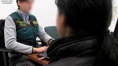 La Guardia civil libère treize femmes prostituées de force à la Jonquera Figueras, Motorcycle Jacket, Spain, Father, Romanian Women, Pai, Moto Jacket, Biker Jackets