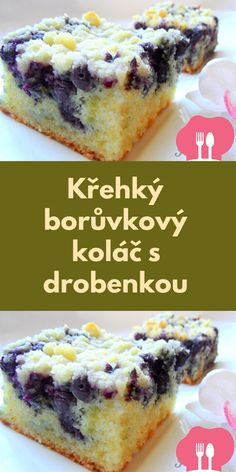 Salad Recipes Healthy Lunch, Salad Recipes For Dinner, Smoothie Recipes, Easy Cake Recipes, Dessert Recipes, Homemade Desserts, Bon Dessert, French Toast Bake, Blueberry Cake