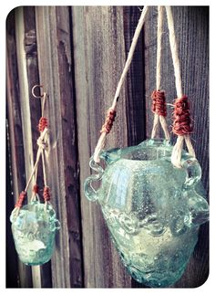 I have these all around my deck. They are so pretty lit at night. #anthrofave #juvenilehalldesign