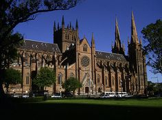 Pin 2: St Mary's Catherdral, where the main service will be held at. . 2015. . [ONLINE] Available at: http://www.ohta.org.au/confs/Sydney/Sydney_conf_photos/StMarysCathedral10.jpg. [Accessed 3 March 2015].