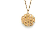 Gold Remnant Necklace